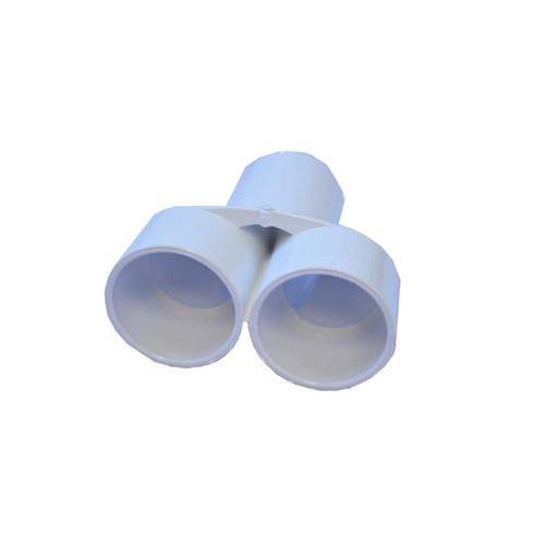 """Waterway PVC Wye Manifold - 2-1/2"""" S x 2-1/2"""" S x 2-1/2"""" S"""
