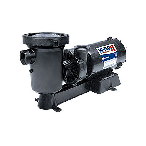 Waterway Hi-Flo  1.0 HP Above Ground Pool Pump, 1SPD, 115V