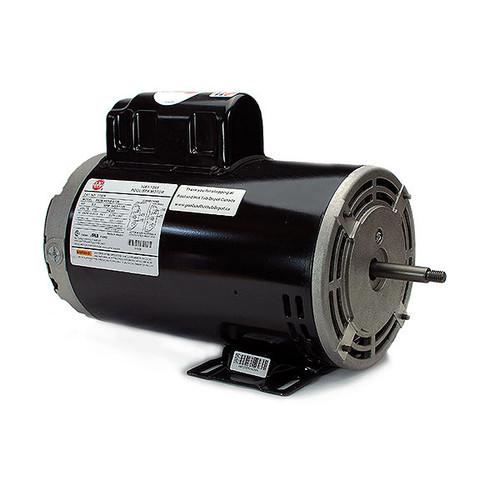 2 hp 56Y Frame 230V 2-speed hot tub pump motor