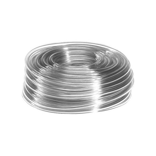 "Clear Vinyl Hose 3/8"" for pools and hot tubs (25' Roll)"