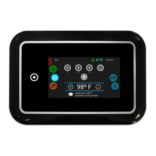 Gecko IN.K1000-Black-GE1, Touch screen