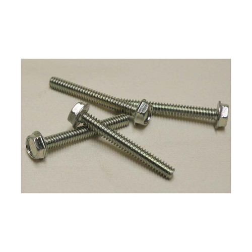 "Set of 4 - Knife Valve Bolts (for 2-1/2"")"