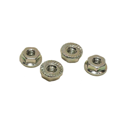 Set of 4 - Knife Valve Lock Nuts (For all sizes)