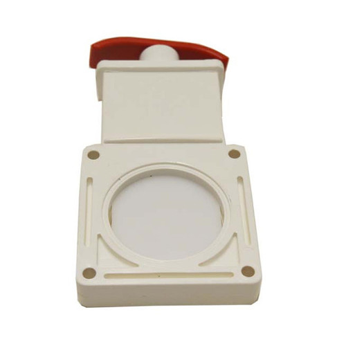 "Knife Valve Body Assembly (for 2"" Valves)"