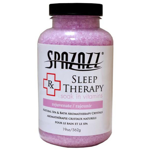 Spazazz Sleep Aromatherapy Crystals For Your Hot Tub