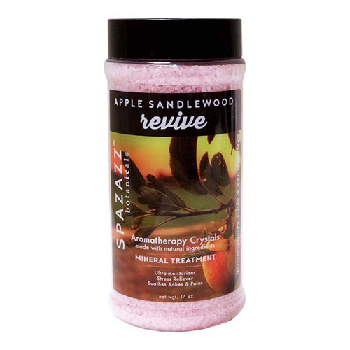 Apple Sandalwood Spazazz Aromatherapy Crystals For Your Hot Tub