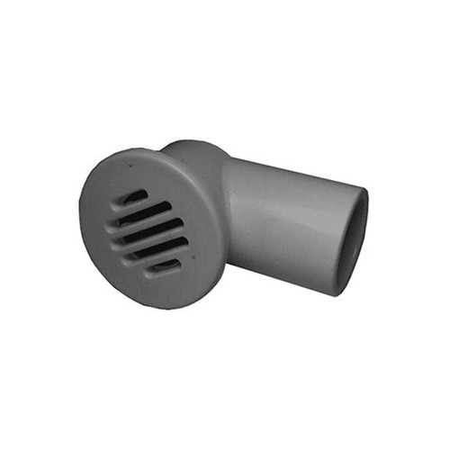 Waterway Grey Lo-Profile Drain 640-0407