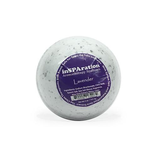 InSPAration Lavender SpaBomb