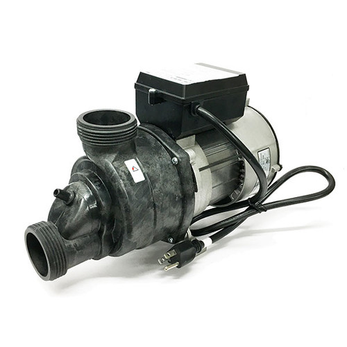 Whirlmaster, 1HP, 115V, 1 SPD, 3' Cord, Air Switch