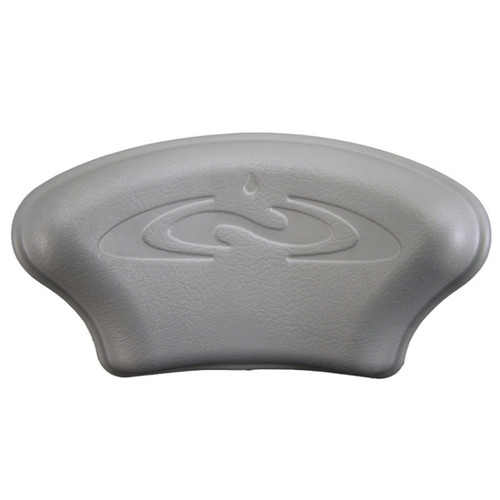 Dimension One Curved Neck Jet Pillow 2004+ Grey