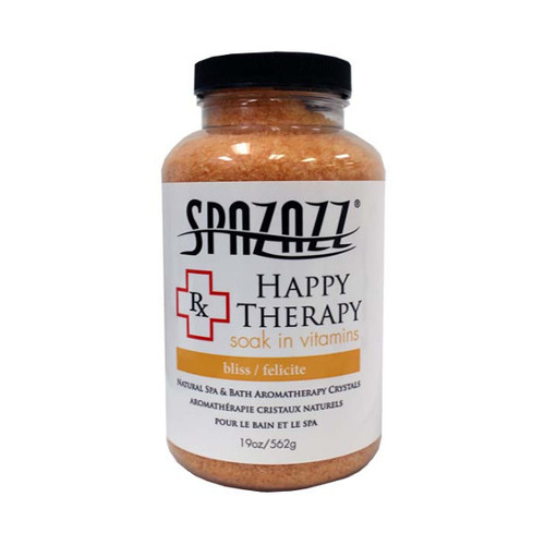 Spazazz Happy/Bliss Aromatherapy Crystals For Your Hot Tub