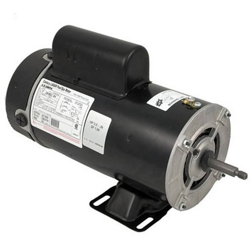 1.5HP, 115 Volt 2 speed 48 Frame hot tub pump electric motor