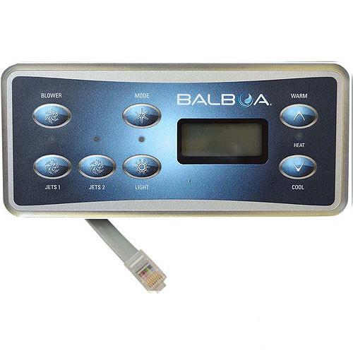 Balboa Topside Control Panel 53189-01