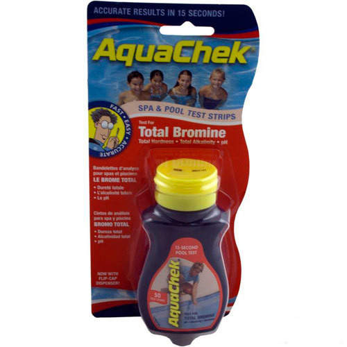 AquaChek® Bromine 4-in-1