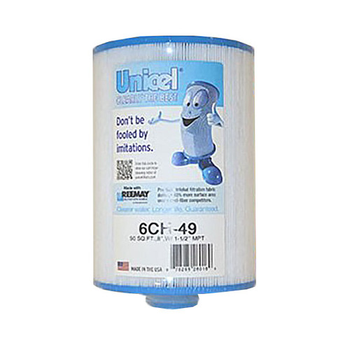Unicel® 6CH-49 Hot Tub Filter (PPG50P4, FC-0314, M60508)