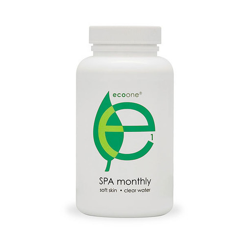 EcoOne® Spa Monthly, Excellent For Sensitive Skin