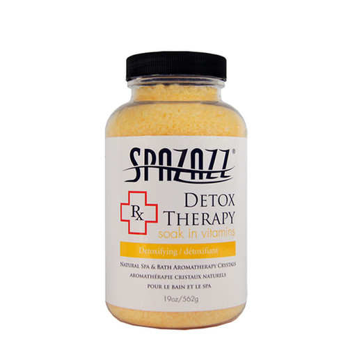 Spazazz RX Detox Aromatherapy Crystals For Your Hot Tub