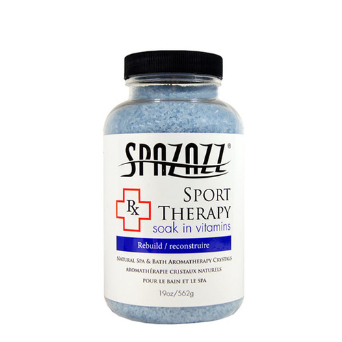 Spazazz RX Sport Aromatherapy Crystals For Your Hot Tub