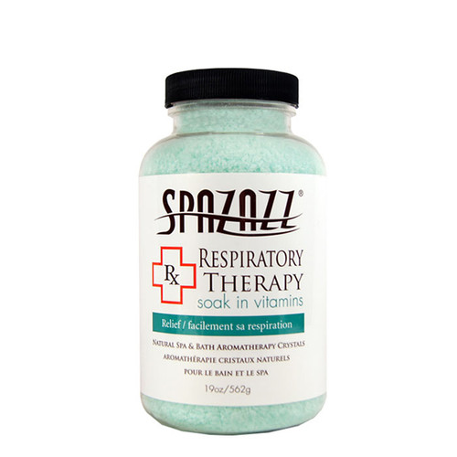 Spazazz RX Respiratory Aromatherapy Crystals For Your Hot Tub