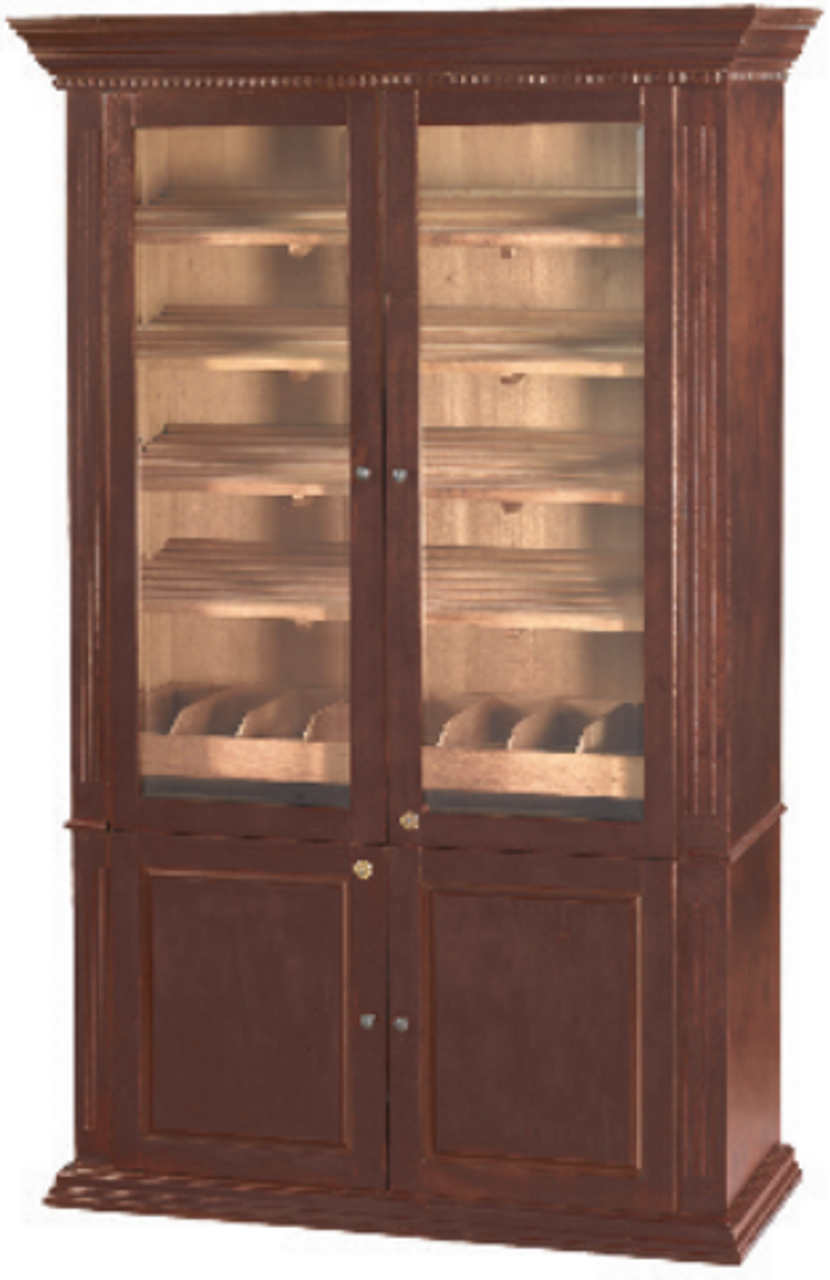Quality Importers Hum 5000 Decorative Wall Cabinet