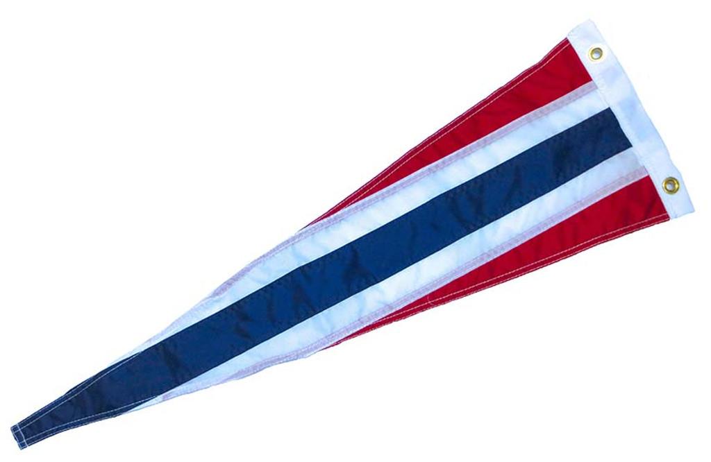 """Norwegian Vimple Flag - 84"""" - Large"""