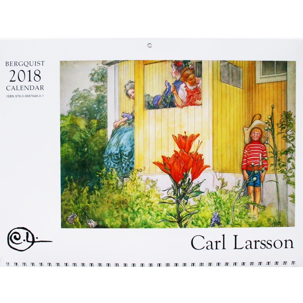 2018 Carl Larsson Calendar