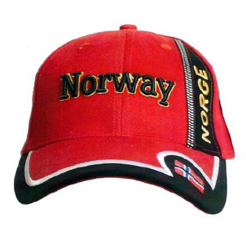 Norway Hat - Red