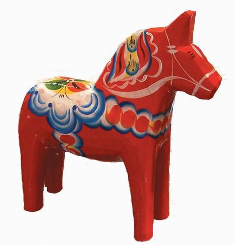 Dala Horse, 5.5-Inch