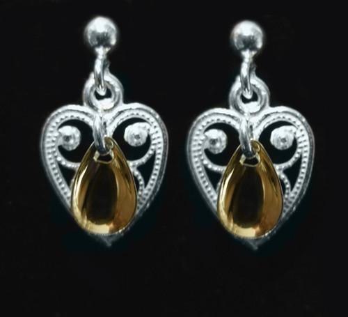 First Solje Earrings, Solje of Norway