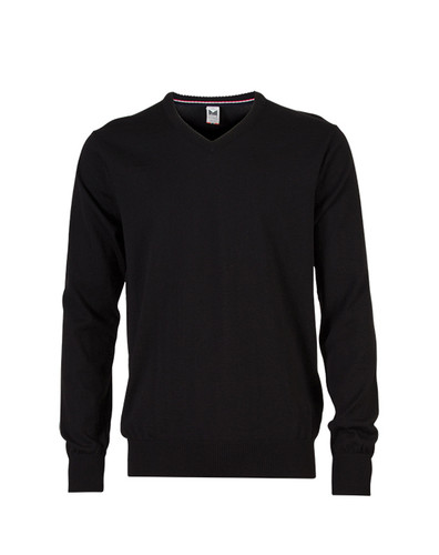 Dale of Norway Harald Sweater, Mens - Black, 92412-F