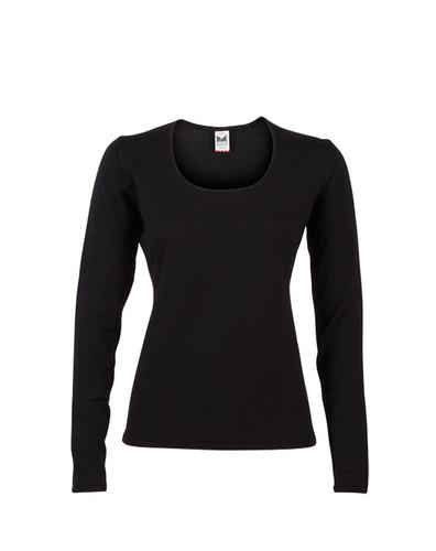 Dale of Norway Astrid Sweater, Ladies - Black, 92432-F
