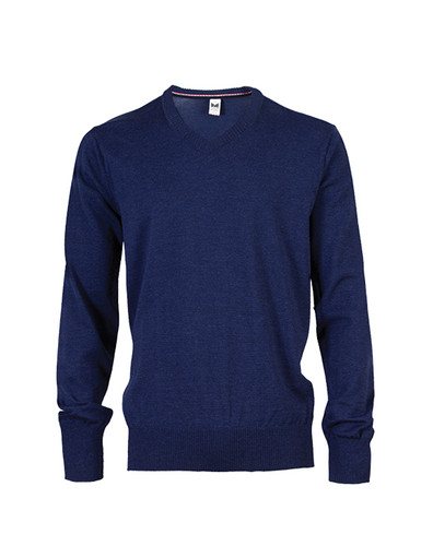 Dale of Norway Harald Sweater, Mens - Navy Melange, 92412-C
