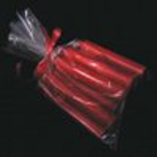 Pyramid Candles - Medium, Red