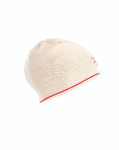 Dale of Norway Geilo Hat - White/Pink, 45311-A