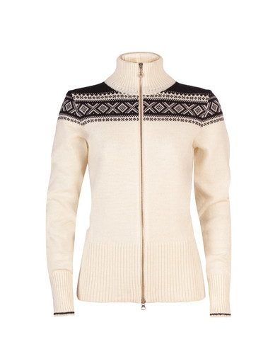 Dale of Norway Hemsedal Cardigan, Ladies - Off-White/Navy, 82261-A