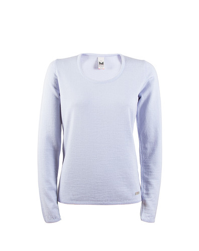 Dale of Norway, Astrid ladies sweater in Ice Blue Mel, 92432-D