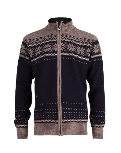 Dale of Norway Ulriken Windstopper - Navy/Mountainstone/Sand, 82781-C