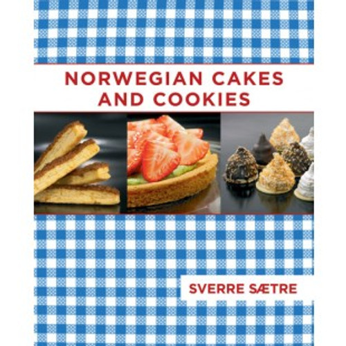 Norwegian Cakes and Cookies, Sverre Saetre