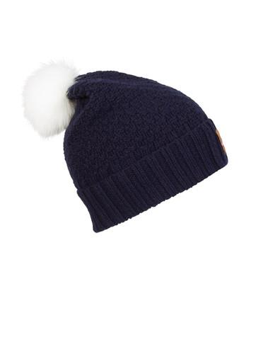Dale of Norway Ulv hat, Ladies - Navy, 48011-C