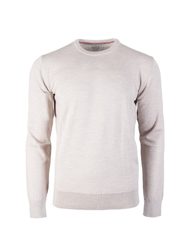 Dale of Norway Magnus Sweater, Mens - Beige Melange, 92402-P
