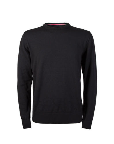 Dale of Norway Magnus Sweater, Mens - Black, 92402-F