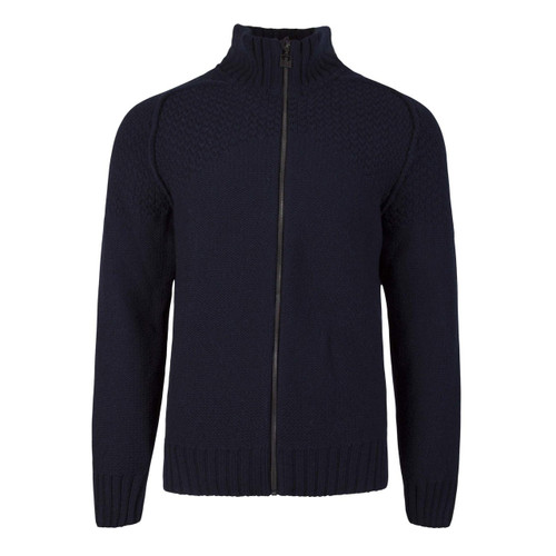 Dale of Norway Gudmund Cardigan, Mens - Navy, 83221-C
