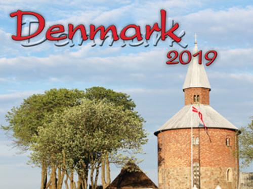 2019 Denmark Calendar in Photographs - Nordiskal