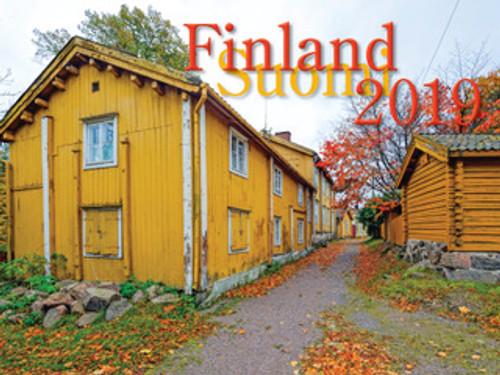 2019 Finland Calendar in Photographs - Nordiskal