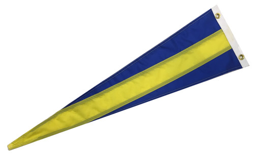 "Swedish Vimple Flag - 84"" - Large"
