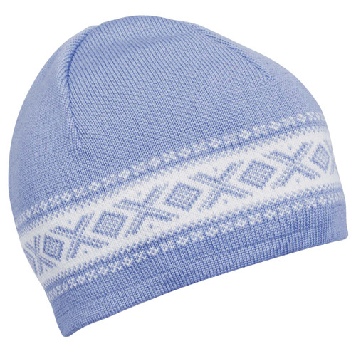 Dale of Norway Cortina Merino Hat - Blue Shadow/Off White, 48211-D