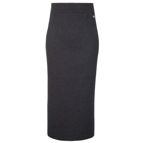 Dale of Norway Dale Long Skirt, Ladies - Dark Charcoal, 62031-E