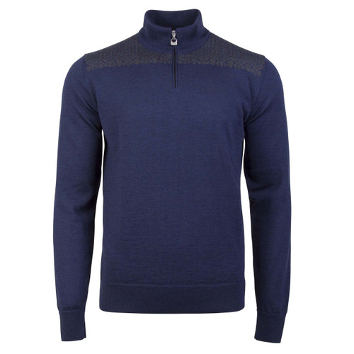 Dale of Norway Eirik Pullover - Navy, 93851-C