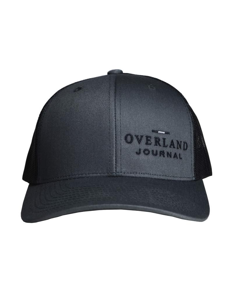 Overland Journal Black & Charcoal Hat