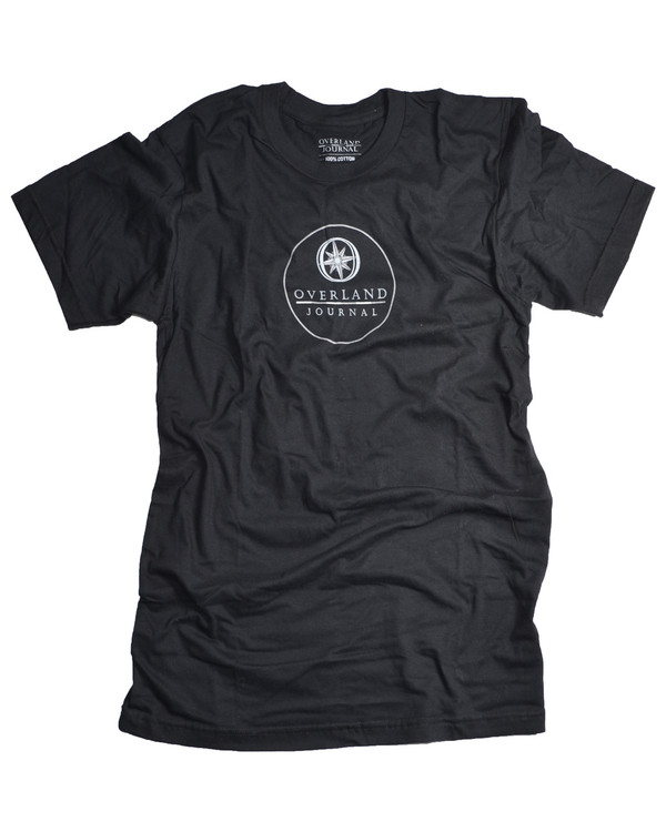 Overland Journal Logo T-Shirt (Last Chance)